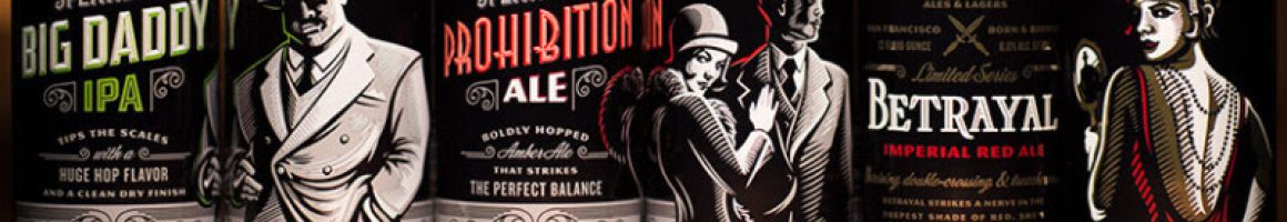 Speakeasy Ales & Lagers Cans