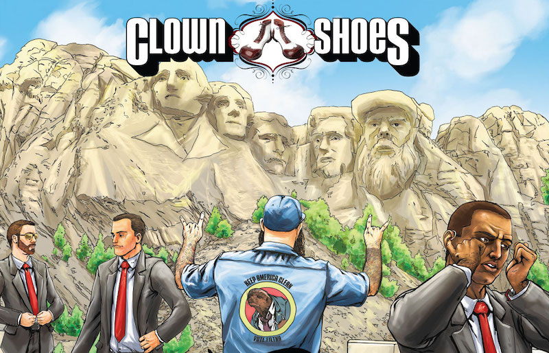Clown Shoes Beer Third Party Candidate