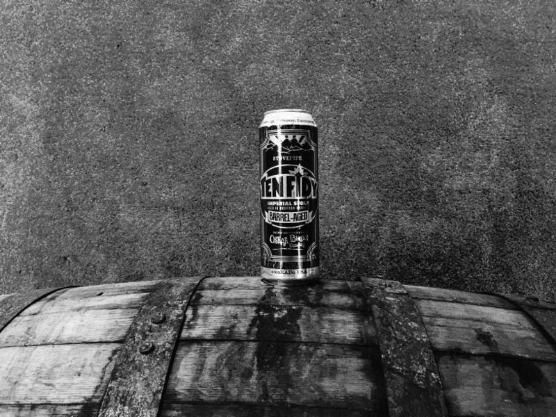 Barrel Aged Ten FIDY