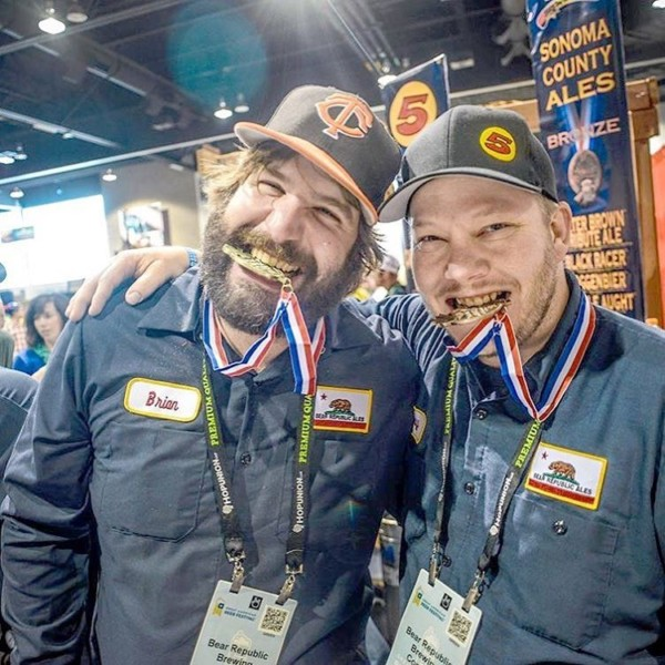 Bear republic gabf