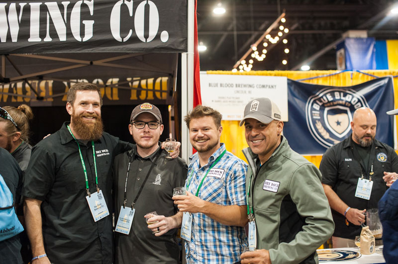 Dry Dock Brewing GABF 2016