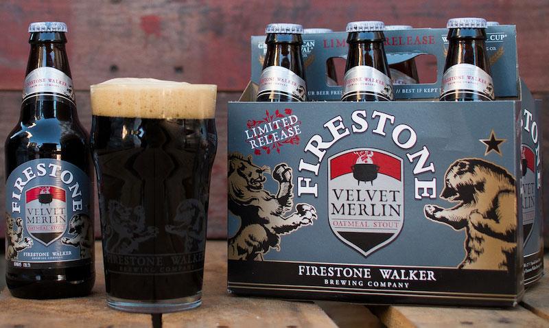 Firestone Walker Velvet Merlin Six Pack