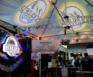 GABF 2016 Boulder Beer Co Booth