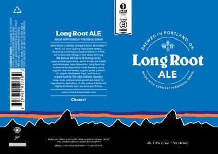 HUB Long Root Ale