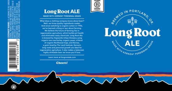 HUB Long Root Ale