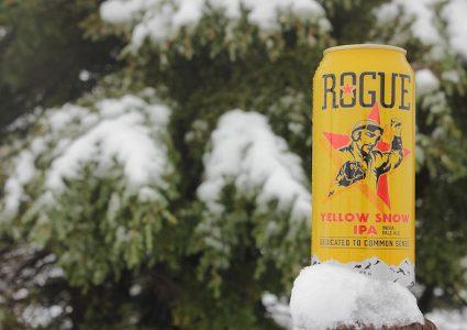 Rogue Yellow Snow IPA Can