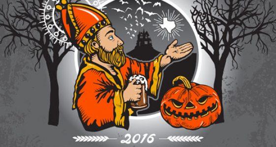 Saint Arnold Pumpkinator 2016