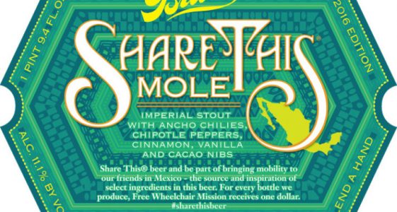 The Bruery Share This Mole