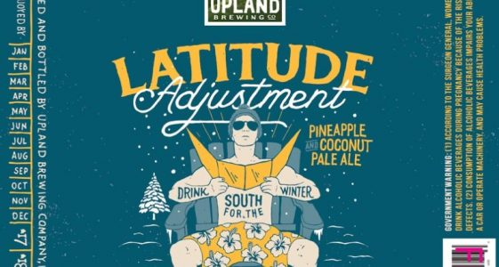 Upland Latitude Adjustment