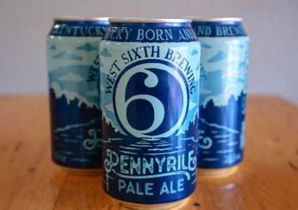 West Sixth Pennyrile Pale Ale
