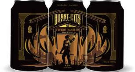 Burnt City - Freight Handler Milk Stout