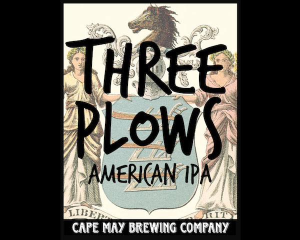 Cape May Three Plows IPA