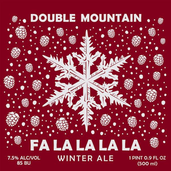 Double Mountain Fa La La La Ale