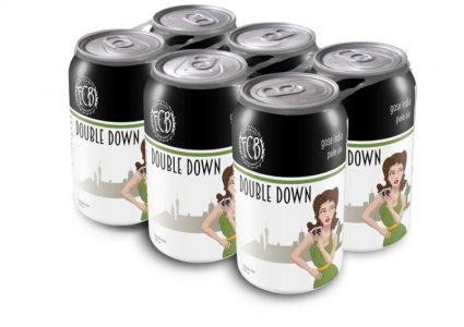Fort Collins Double Down Gose IPA