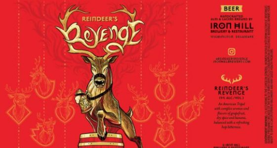 Iron Hill Reindeer's Revenge