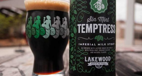 Lakewood Brewing Sin Mint Temptress