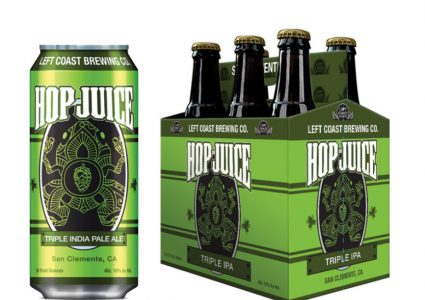 Left Coast Hop Juice Triple IPA