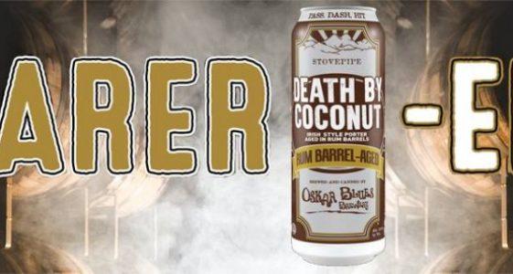 Oskar Blues Rum Barrel Aged Death By Coconut