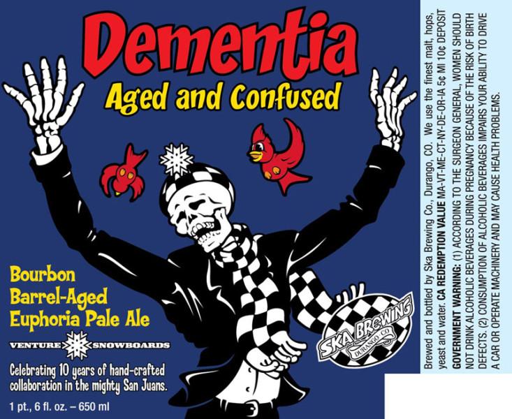 Ska Brewing Dementia