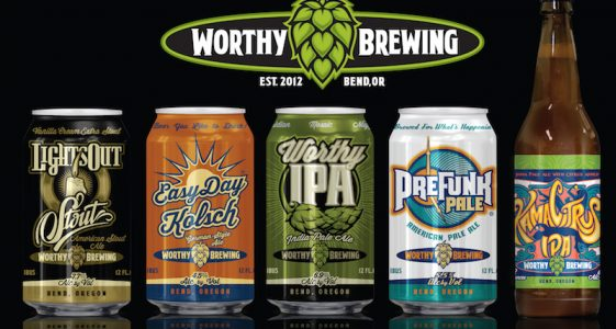 Worthy Brewing 2016
