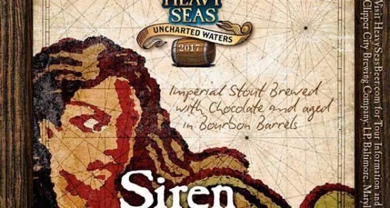 Heavy Seas Beer Siren Noire 2017