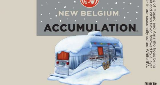 New Belgium Accumulation Label 2016