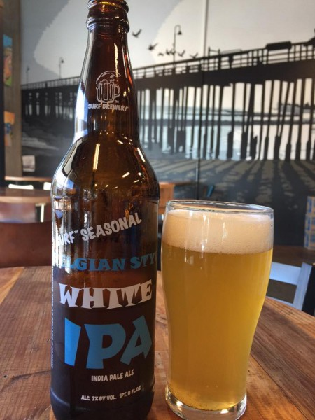 Surf Brewery - Belgian White IPA