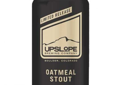 Upslope Brewing - Oatmeal Stout (can)