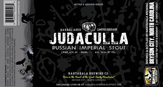 Nantahala Brewing - Judaculla Russian Imperial Stout