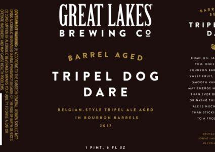 2017 Great Lakes BA Tripel Dog Dare