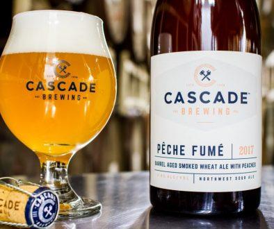 Cascade Brewing - 2017 Pêche Fumé
