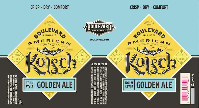 Boulevard Brewing American Kolsch