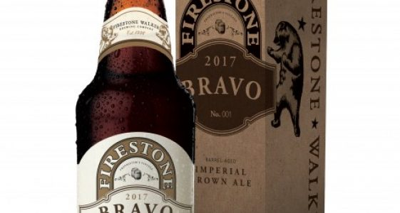 Firestone Walker - 2017 Bravo (12oz Bottle & Box)