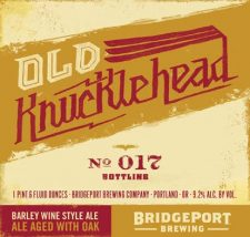 Bridgeport Brewing - Old Knucklehead No. 017