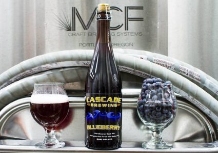 Cascade Blueberry 2016
