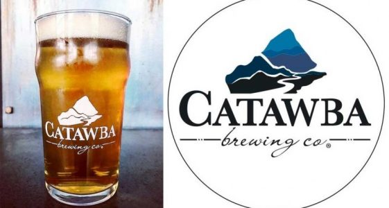 Catawba Brewing - Blood Orange IPA