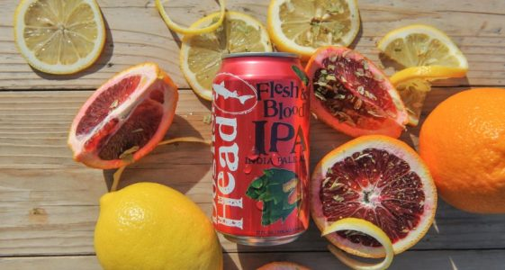 Dogfish Head - Flesh & Blood IPA (Can)