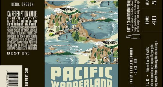 Deschutes Pacific Wonderland
