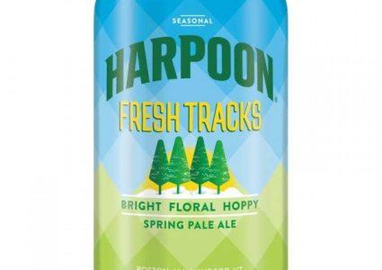 Harpoon Brewery - Fresh Tracks Spring Pale Ale