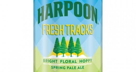 Harpoon Brewery - Fresh Tracks Spring Pale Ale