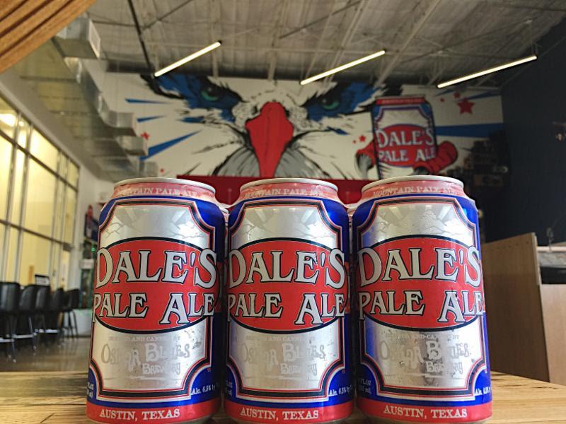 Oskar Blues Dales Pale Ale Six Pack