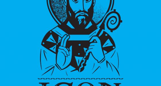 Saint Arnold Icon Blue Chocolate Weizenbock