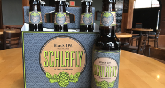 Schlafly Beer - Black IPA
