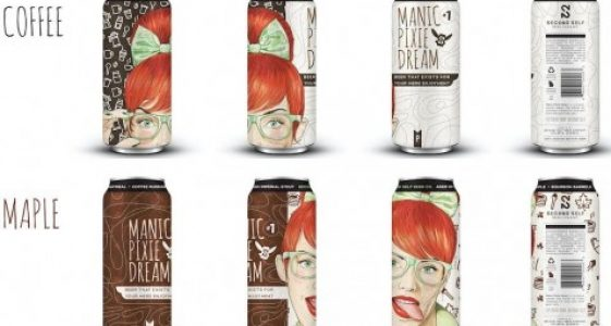 Second Self Beer Co. - Manic Pixie Dream Beer #1