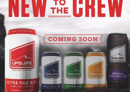 Upslope Brewing 2017 Cans