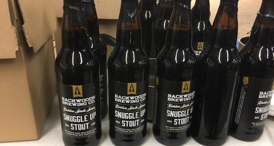 Backwoods Brewing Snuggle Up Stout