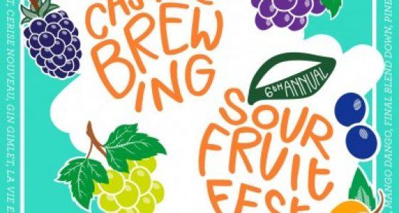Cascade Brewing Sour Fest 2017