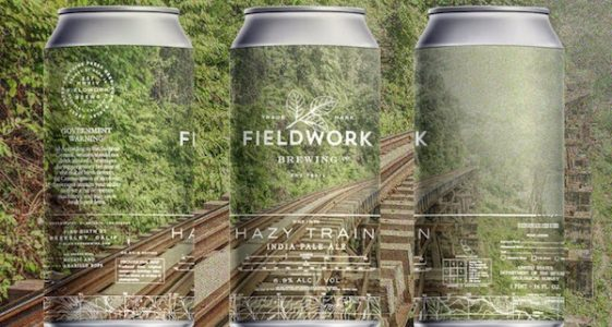 Fieldwork Hazy Train IPA