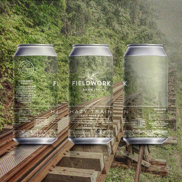 Fieldwork Hazy Train IPA