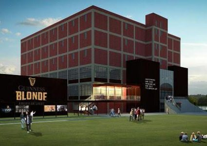 Guinness Brewery in Maryland